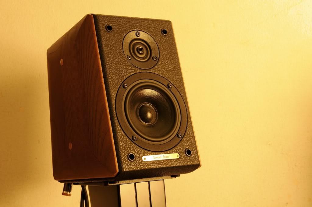 Акустическая система Sonus Faber Toy Speaker walnut wood