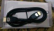 Фото к отзыву на HDMI кабель In-Akustik Star HDMI 0.75m #00324507 от Владимир