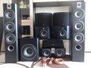 Фото к отзыву на Напольная акустика Focal Chorus 726 BLACKSTYLE VYL от Сергей