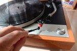 Фото к отзыву на Щетка для чистки иглы звукоснимателей Pro-Ject Clean it от Максим