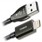 AudioQuest Carbon Lightning USB 0.75m