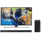 Samsung Комплект LED телевизор Samsung UE-55MU6100 + Саундбар Samsung HW-M360