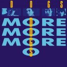 The Dogs MORE MORE MORE (Blue vinyl)
