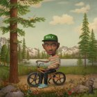 Tyler, The Creator WOLF (2LP+CD/180 Gram Pink vinyl/Gatefold)