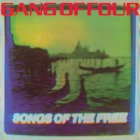 Gang of Four SONGS OF THE FREE (RSD/Blue, Purple, Yellow vinyl)