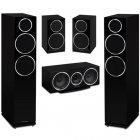 Wharfedale Diamond 240 5.0 Set black