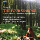 Виниловая пластинка Anne-Sophie Mutter / Herbert Von Karajan / Philhar VIVALDI: THE FOUR SEASONS (180 Gram)