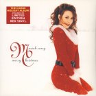 Mariah Carey MERRY CHRISTMAS (DELUXE ANNIVERSARY EDITION) (Red vinyl)