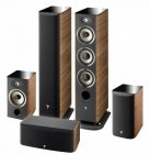 Focal Aria 905 + Aria 948 walnut