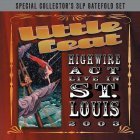 Little Feat HIGHWIRE ACT LIVE IN ST.LOUIS (180 Gram/Remastered/W620)