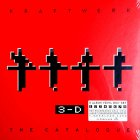 Виниловая пластинка Kraftwerk 3-D THE CATALOGUE (Box Set/180 Gram)