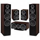 Wharfedale Diamond 250 5.0 Set walnut