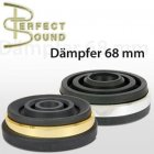 Perfect Sound 85 908 Damper Silver