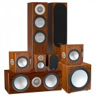 PULT.RU Monitor Audio Silver 7.1 Walnut (200 + C150 + FX + W12 + 50)