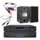 Стереокомплект Cambridge Audio Topaz AM 10 + Monitor Audio Bronze 2