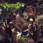 Aborted RETROGORE (Gatefold black LP+CD & Poster)