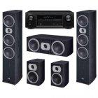 Heco Victa Prime 702 + 202 + 102 + Denon AVR-X1100 black