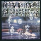 """Виниловая пластинка Deep Purple IN CONCERT '72 (2LP+7""""/180 Gram/Gatefold)"""
