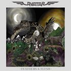 Виниловая пластинка Avatar FEATHERS & FLESH (Yellow & Orange vinyl/Gatefold)
