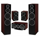 Wharfedale Diamond 250 5.0 Set rosewood
