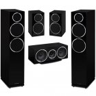 Wharfedale Diamond 250 5.0 Set black