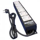Сетевой фильтр Supra M-Block DB-06EU 1.5м (Jen Tech)