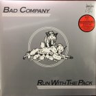 Bad Company RUN WITH THE PACK (Remastered/180 Gram/Gatefold)