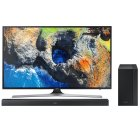 Samsung Комплект LED телевизор Samsung UE-40MU6103 + Саундбар Samsung HW-M360