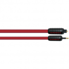 Wire World Supernova Toslink to 3.5mm Optical 1.0m