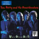 Tom Petty and the Heartbreakers YOU'RE GONNA GET IT! (Blue vinyl)