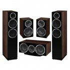 Wharfedale Diamond 230 5.0 Set walnut