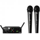 AKG WMS40 Mini2 Vocal Set US25BD (537.9/540.4МГц)