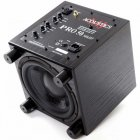 MJ Acoustics Pro 50 Mk III black ash