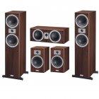 Комплект акустики Magnat Tempus 55 + 33 + Center 22 mocca