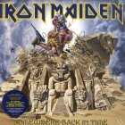 Виниловая пластинка Iron Maiden SOMEWHERE BACK IN TIME: THE BEST OF 1980-1989 (Picture disc/180 Gram)