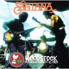 Santana WOODSTOCK SATURDAY AUGUST 16, 1969 (Black Vinyl)