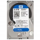Western Digital Blue WD60EZRZ, 6Тб, HDD, SATA III, 3.5