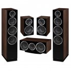 Wharfedale Diamond 240 5.0 Set walnut