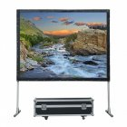 "Экран Lumien Master Fold 336х526 см (236""), (раб. область 318х508 см) Front Projection + Rear Projection LMF-100141"