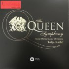 Tolga Kashif THE QUEEN SYMPHONY (180 Gram/Gatefold)