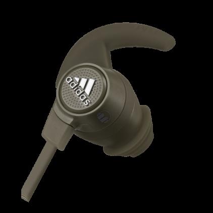 Наушники Monster Adidas Perfomance Response In-Ear Headphones Olive Green (137020-00)