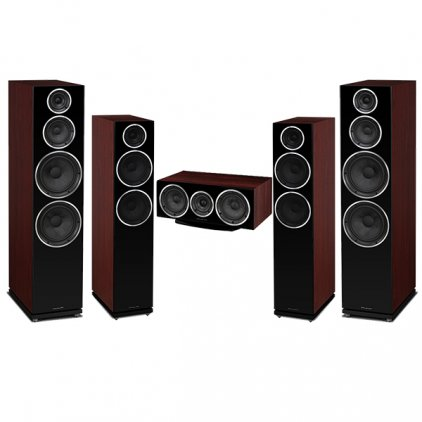 Wharfedale Diamond 250/230 Set 5.0 rosewood