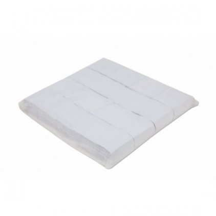 MLB WHITE Confetti FP 50x20mm 1 kg