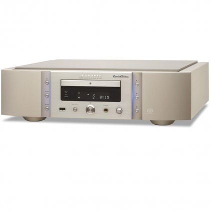 SACD/CD-проигрыватель Marantz SA-14S1 SPECIAL EDITION silver/gold