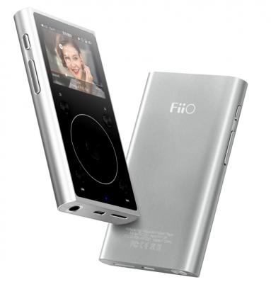 FiiO X1 II silver