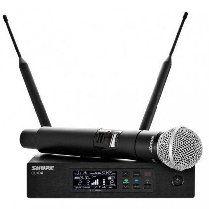 Радиосистема Shure QLXD24E/SM58 K51