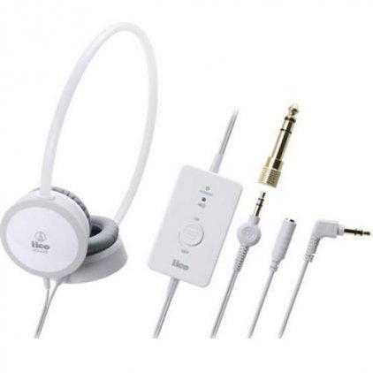 Наушники Audio Technica ATH-K101 white