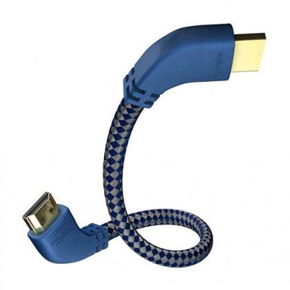 HDMI кабель In-Akustik Premium HDMI 90° 0.75m #00425007
