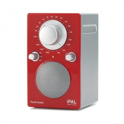 Радиоприемник Tivoli Audio Portable Audio Laboratory IPAL High Gloss Red (PALIPALR)