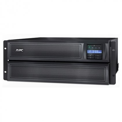 APC Smart-UPS X SMX3000HV 3000VA black Rack/Tower